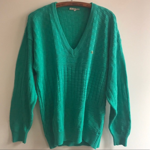 Sweater Sweaters Poshmark Lacoste Chemise Vintage qtWd0